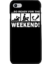 SO READY FOR THE WEEKEND - WATER SKIING Phone Case thumbnail