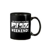 SO READY FOR THE WEEKEND - WATER SKIING Mug thumbnail
