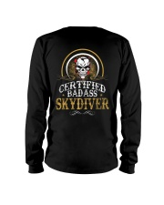BADASS SKYDIVER Long Sleeve Tee thumbnail