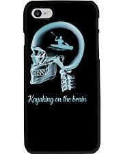 KAYAKING ON THE B-R-A-I-N Phone Case thumbnail