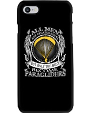 Only the best become Paragliders Phone Case thumbnail