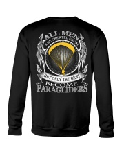 Only the best become Paragliders Crewneck Sweatshirt thumbnail