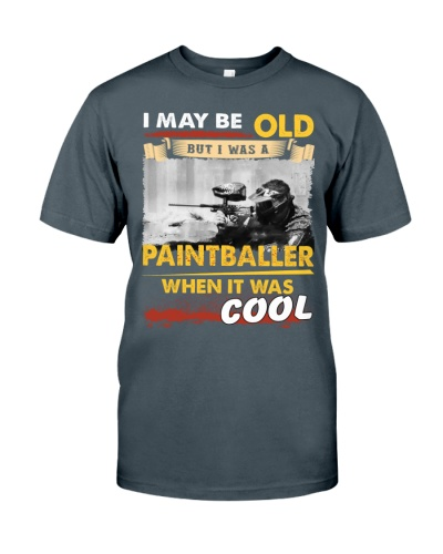 AWESOME PAINTBALLER