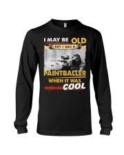 AWESOME PAINTBALLER Long Sleeve Tee thumbnail