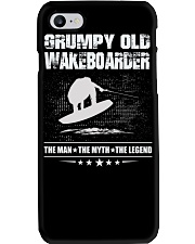 GRUMPY OLD WAKEBOARDER Phone Case thumbnail
