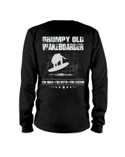 GRUMPY OLD WAKEBOARDER Long Sleeve Tee thumbnail