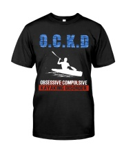 LIMITED EDITION - O C K D Classic T-Shirt front