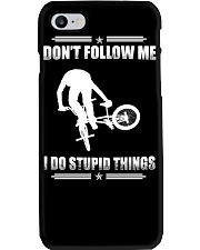BMX - DON'T FOLLOW ME Phone Case thumbnail