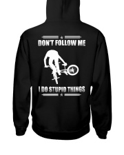 BMX - DON'T FOLLOW ME Hooded Sweatshirt thumbnail