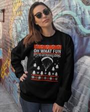 Limited Edition - Great Gifts For Christmas Crewneck Sweatshirt lifestyle-unisex-sweatshirt-front-3