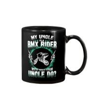 MY UNCLE IS A BMX RIDER Mug thumbnail