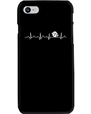Limited Edition - Mushroom Heartbeat Phone Case tile