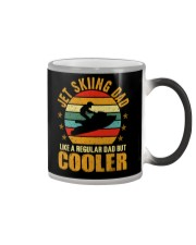 JET SKIING DAD LIKE A REGULAR DAD BUT COOLER Color Changing Mug thumbnail