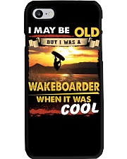AWESOME WAKEBOARDER Phone Case thumbnail
