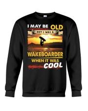 AWESOME WAKEBOARDER Crewneck Sweatshirt thumbnail