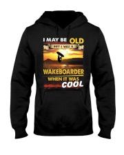 AWESOME WAKEBOARDER Hooded Sweatshirt thumbnail