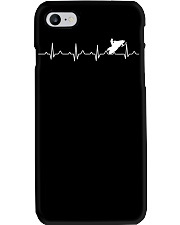 SNOWMOBILING HEARTBEAT Phone Case thumbnail