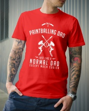 PAINTBALLING DAD Classic T-Shirt lifestyle-mens-crewneck-front-6