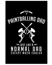 PAINTBALLING DAD 11x17 Poster thumbnail
