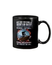 I BECOME A MOUNTAIN BIKER Mug thumbnail