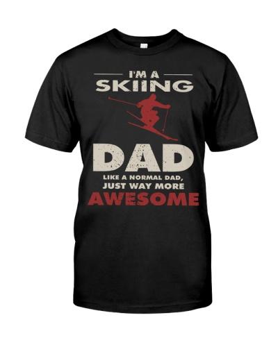 SKIING DAD