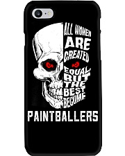 THE BEST BECOME PAINTBALLERS Phone Case thumbnail