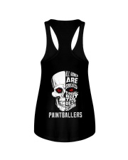 THE BEST BECOME PAINTBALLERS Ladies Flowy Tank thumbnail