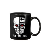 THE BEST BECOME PAINTBALLERS Mug thumbnail