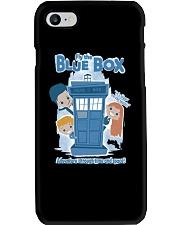 Fly The Blue Box Phone Case thumbnail