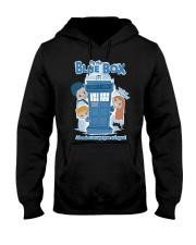 Fly The Blue Box Hooded Sweatshirt thumbnail