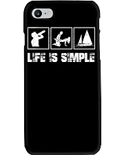 LIFE IS SIMPLE - SAILING Phone Case thumbnail