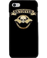 SKYDIVER SKULL Phone Case thumbnail