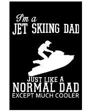 JET SKIING DAD Vertical Poster tile
