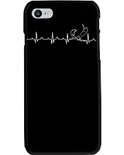 WATER SKIING HEARTBEAT Phone Case thumbnail
