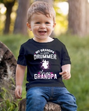 MY GRANDPA IS BETTER A DRUMMER THAN YOUR GRANDPA Youth T-Shirt lifestyle-youth-tshirt-front-4