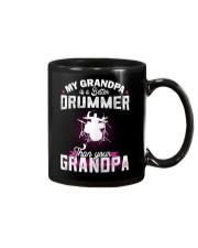 MY GRANDPA IS BETTER A DRUMMER THAN YOUR GRANDPA Mug thumbnail