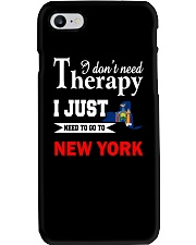 NEW YORK - NEED TO GO TO NEW YORK Phone Case thumbnail
