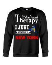 NEW YORK - NEED TO GO TO NEW YORK Crewneck Sweatshirt thumbnail