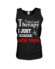 NEW YORK - NEED TO GO TO NEW YORK Unisex Tank thumbnail