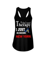 NEW YORK - NEED TO GO TO NEW YORK Ladies Flowy Tank thumbnail