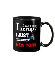 NEW YORK - NEED TO GO TO NEW YORK Mug thumbnail