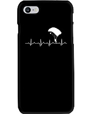 SKYDIVING HEARTBEAT Phone Case thumbnail