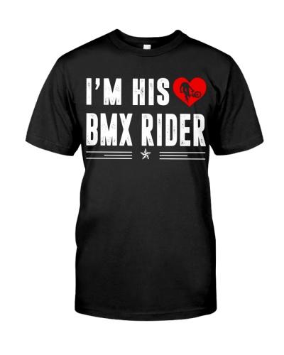 I'M HIS BMX RIDER