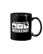 SO READY FOR THE WEEKEND - SKYDIVING Mug thumbnail