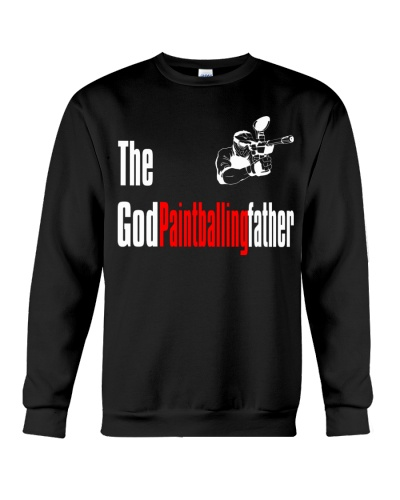 The God Paintballing Father
