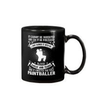 BLOOD SWEAT AND TEARS - THE TITLE PAINTBALLER Mug thumbnail