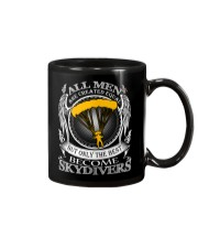 Only the best become Skydivers Mug thumbnail