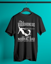 Limited Edition - Wakeboarding Dad Classic T-Shirt lifestyle-mens-crewneck-front-3