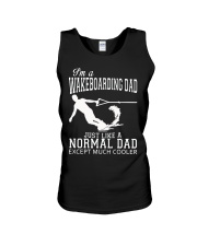 Limited Edition - Wakeboarding Dad Unisex Tank thumbnail