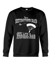 SKYDIVING DAD Crewneck Sweatshirt tile